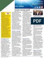 Business Events News for Fri 06 Jun 2014 - Accom survey axed, Macau fringe celebration, Arrivederci Roma, GENerating Change and much more