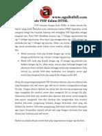 14434429 PHPPenulisan Program PHP