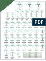 Lista de Gramiles (Perfiles Aisc) Model (1)