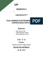 Informe de Neumatica n8