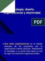 Estrategia, diseño organizacional y efectividad.ppt