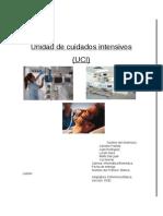 Trabajo Enfermería UCI
