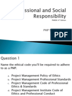 Professional and Social Responsibility 4th Edition_Rev2 Questions