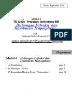 EE3253b 4 Difraksi-Tropospheric Final1