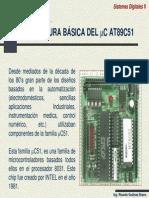 Estructura Basica At89c51