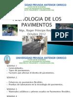 Tecnologia de Los Pavimentos