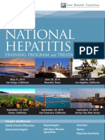 Scripps Conference - 2014 National Hepatitis B & C