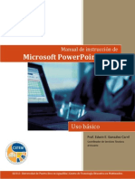 powerpoint 2010 uso basico