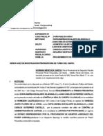 Distrito Fiscal Del Santa