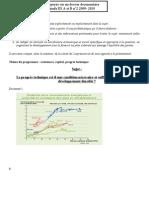 dissertation 2009- 2010 progres-technique-et-developpement durable