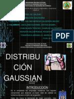 Control de Calidad- Distribución Gaussiana