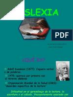 Dislexia Exposición Daniel