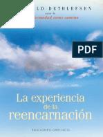 Dethlefsen Thorwald - La Experiencia de La Reencarnacion