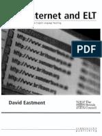 Internet and Elt the Impact of the Internet on English Language Teaching