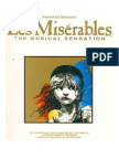 Les Miserables Score