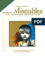 Les Miserables Score