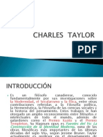 CHARLES  TAYLOR.pptx