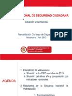 Seguridad Ciudadana Colombia