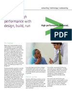 Accenture Application Outsourcing Design Build Run