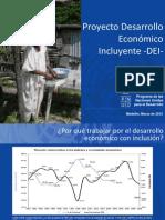 Componentes y Estrategias Para El Dsllo Economico Incluyente