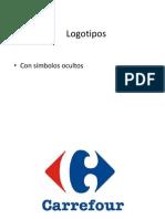 Logotipos simbolos ocultos
