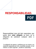 Responsabilidad Médica, Civil y Penal