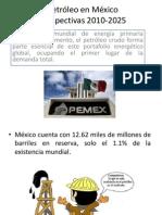 Petróleo en MéxicoEric Final