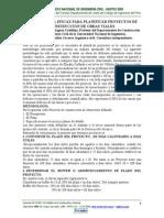 Metodologia Eficaz Para Planificar Proyectos de Construccion de Obras Viales (1)