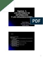 [PD] Documentos - Los Sistemas de Informacion y Las Organizaciones