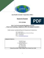 CCT Regulations RFP_EWG05-2006
