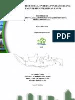 Rekapitulasi Kemajuan Penyelesaian Perda RTRW Provinsi, Kabupaten dan Kota per 30 Mei 2014