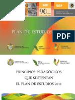3.- Reforma de La Educ. Bas. 2011