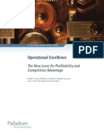 39-199 Palladium Operational Excellence
