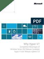 Competitive Advantages of Windows Server 2012 RC Hyper-V Over VMware VSphere 5 0 V1 0[1]