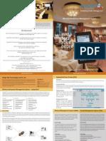 Restaurant Software Brochure