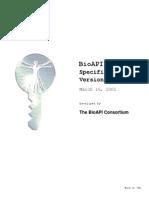 BioAPI 1.1.docx