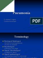 Microbiology Pneumonia