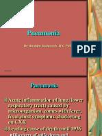 Pneumonia (LECTURE3)