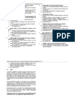 Andreea Stanescu coord. - dreptul transporturilor - grile + speta - TG contractul de transport de bunuri - set 2 - neREZ