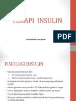 terapi insulin oleh guru