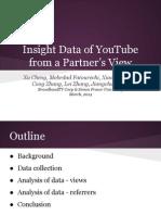 4 1 Insight Data of YouTube