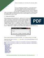 Tutorial - Crear Compilador Batch en VB6 by Dhck ONe
