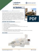 Concrete Mixer System