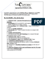Proposal Indian Oil