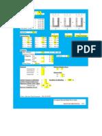 Formula Balok Precast (U-SHELL)
