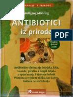 Wolfgang Mohring Antibiotici Iz Prirode