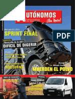Autonomos en Ruta 190 Febrero 2014