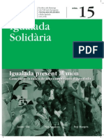 Butlletí Igualada Solidària n15