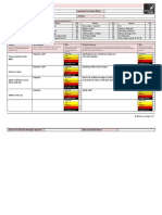 loc risk assessment sheet 119