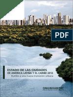 Estado de Las Ciudades de América Latina y El Caribe (State of the Latin America and the Caribbean Cities Report)